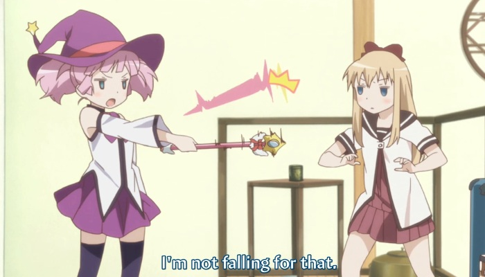 Just Like Nichijou Yuru Yuri Focuses On Many Different Characters And The Relationships Between Id Write A Paragraph Comparing Two